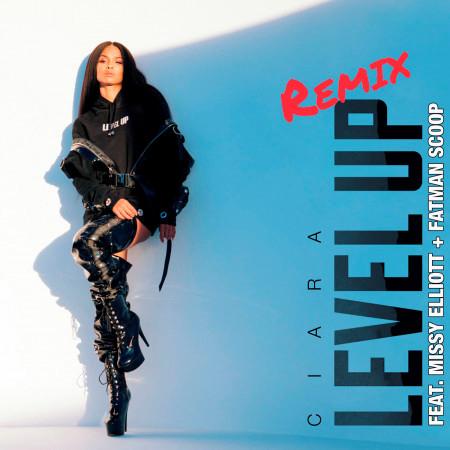 Level Up (feat. Missy Elliott & Fanman Scoop) (Remix) 專輯封面
