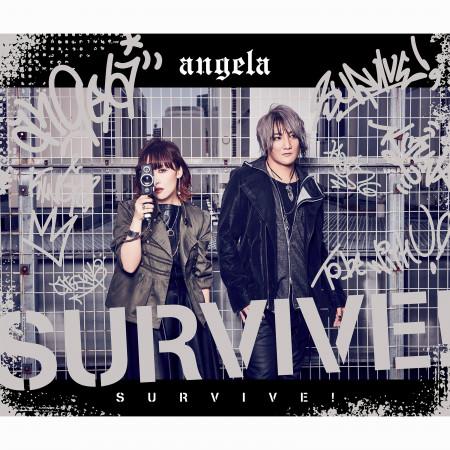 SURVIVE! 專輯封面