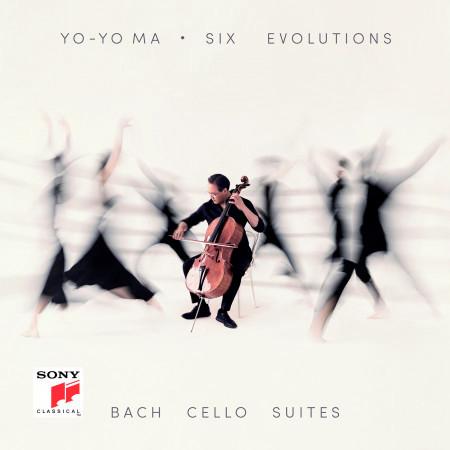 Six Evolutions - Bach: Cello Suites 專輯封面