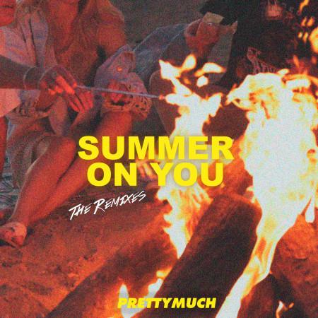 Summer On You (Remixes) 專輯封面