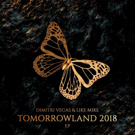 Tomorrowland 2018 EP 專輯封面