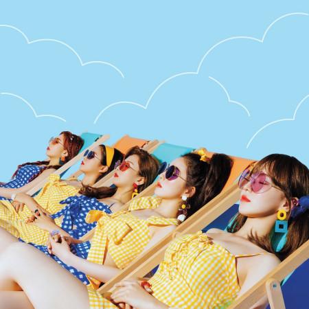 夏日迷你專輯『Summer Magic』 專輯封面
