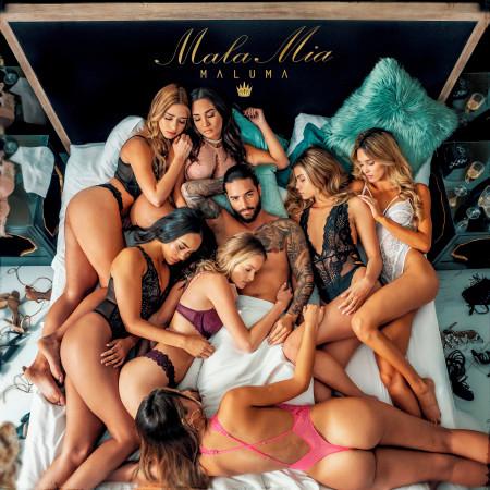 Mala Mía 專輯封面