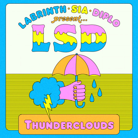 Thunderclouds 專輯封面