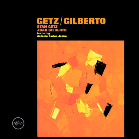 Getz / Gilberto 專輯封面
