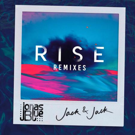 Rise (Remixes, Pt. 2) 專輯封面