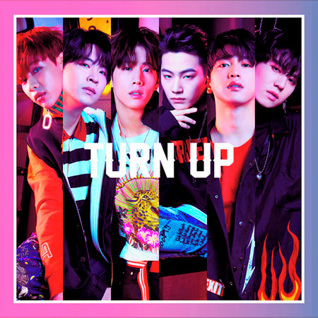 Turn Up (Complete Edition) 專輯封面