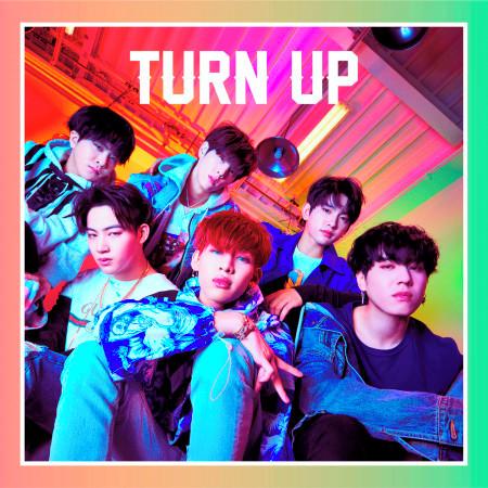 Turn Up (Original Edition) 專輯封面