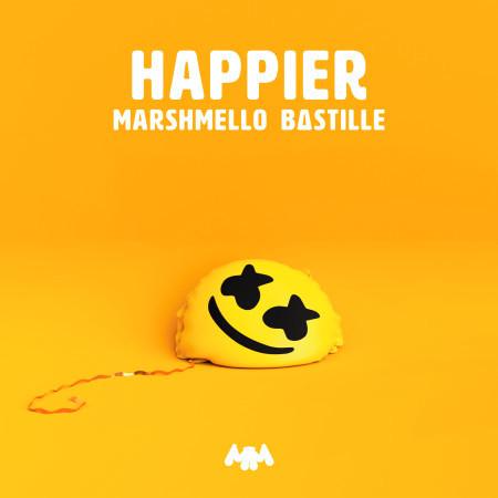 Happier 專輯封面