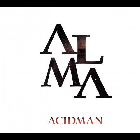 Alma 專輯封面