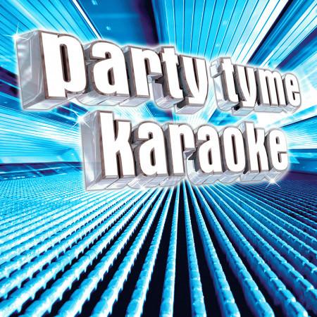 Party Tyme Karaoke - Pop Male Hits 6 專輯封面