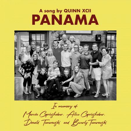 Panama 專輯封面