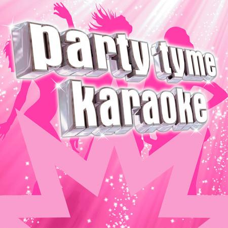 Party Tyme Karaoke - Pop Female Hits 2 專輯封面