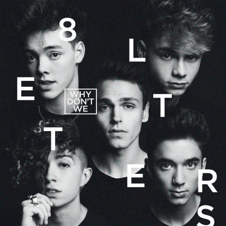 8 Letters 專輯封面