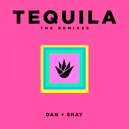 Tequila (The Remixes) 專輯封面