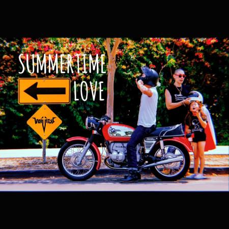 Summertime Love 專輯封面