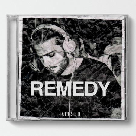 REMEDY 專輯封面