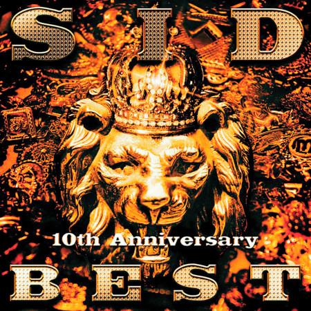 SID 10th Anniversary BEST 專輯封面