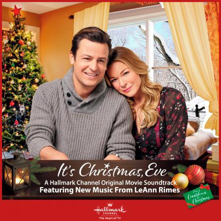 It's Christmas, Eve (Original Motion Picture Soundtrack) 專輯封面