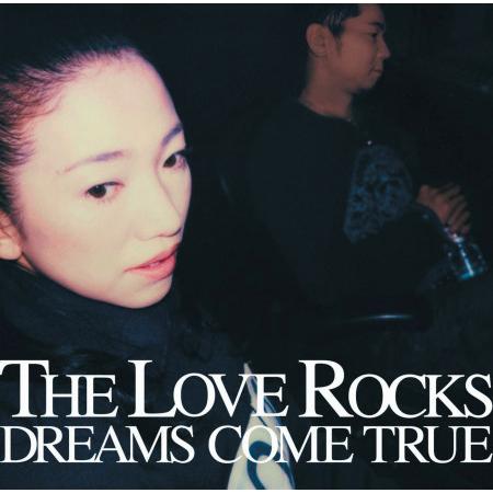 The Love Rocks 專輯封面