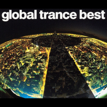global trance best 專輯封面