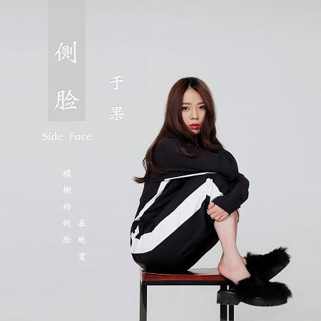 側臉 專輯封面