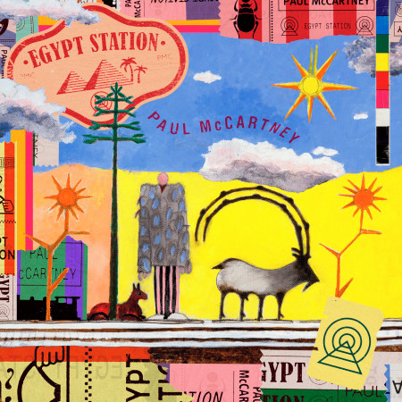 Egypt Station 專輯封面