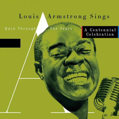 Sings -  Back Through The Years/A Centennial Celebration 專輯封面