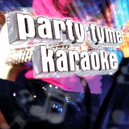 Party Tyme Karaoke - Rock Female Hits 1 專輯封面