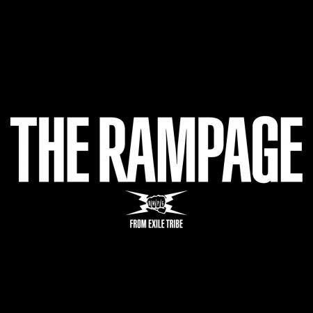 THE RAMPAGE 專輯封面