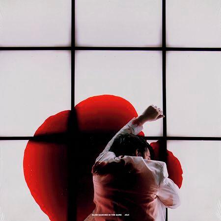 SLOW DANCING IN THE DARK 專輯封面