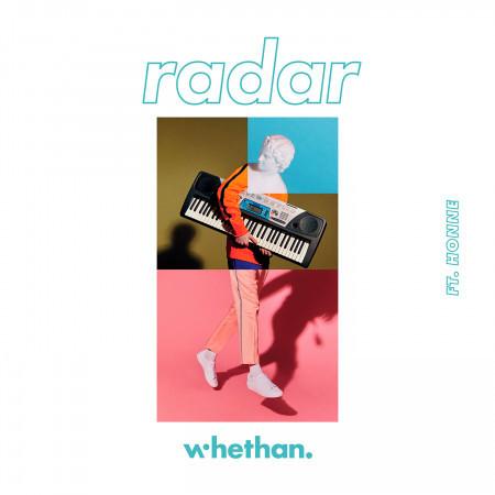 Radar (feat. HONNE) 專輯封面