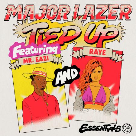 Tied Up (feat. Mr Eazi, RAYE and Jake Gosling) 專輯封面