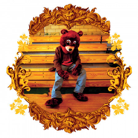 The College Dropout 專輯封面