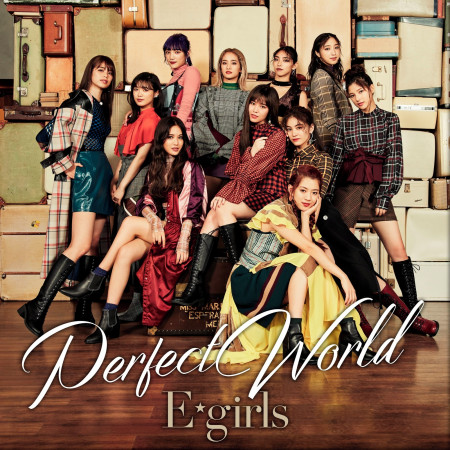 Perfect World 專輯封面