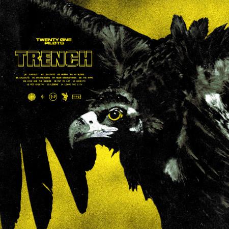 Trench 專輯封面