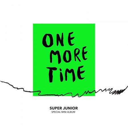 特別迷你專輯『One More Time』 專輯封面
