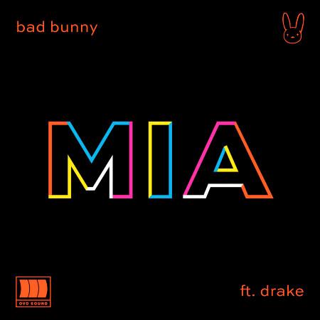 MIA (feat. Drake) 專輯封面