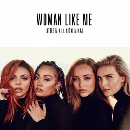 Woman Like Me (feat. Nicki Minaj) 專輯封面