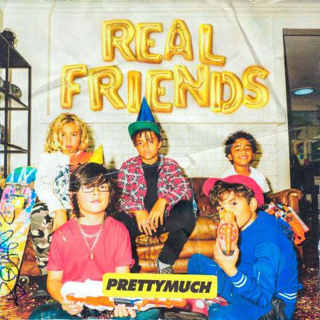 Real Friends 專輯封面