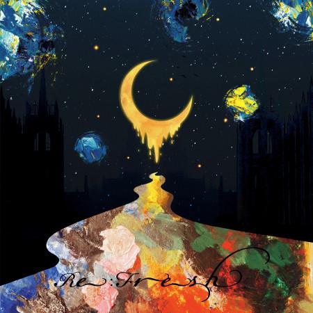 首張solo專輯Part.2 RE:BORN 專輯封面