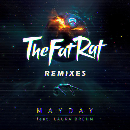 MAYDAY (Remixes) 專輯封面