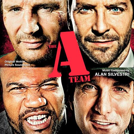 The A-Team (Original Motion Picture Score) 專輯封面