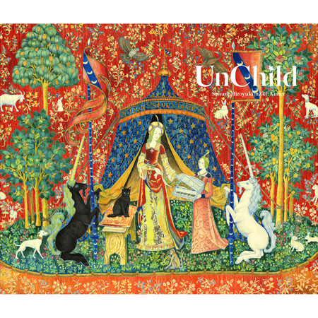 UnChild (feat. Aimer) 專輯封面