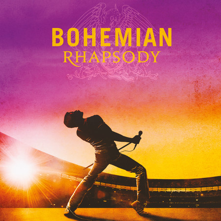 Bohemian Rhapsody (The Original Soundtrack) 專輯封面