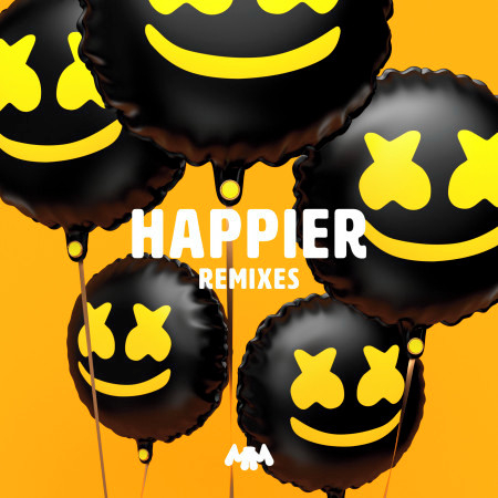 Happier (Remixes) 專輯封面