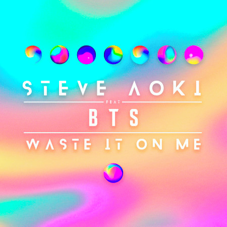 Waste It On Me (feat. BTS) 專輯封面