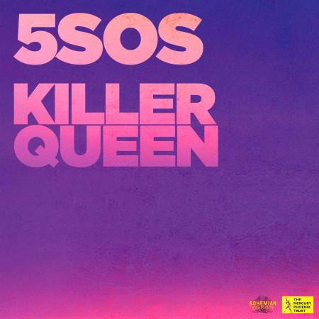 Killer Queen 專輯封面
