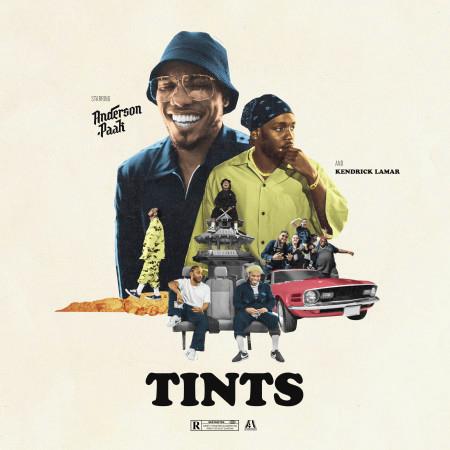 Tints (feat. Kendrick Lamar) 專輯封面