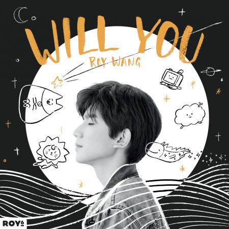 WILL YOU 專輯封面